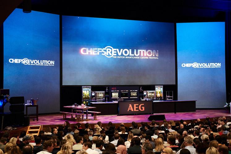Chefs Revolution