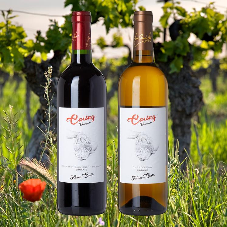 Caring wijnen
