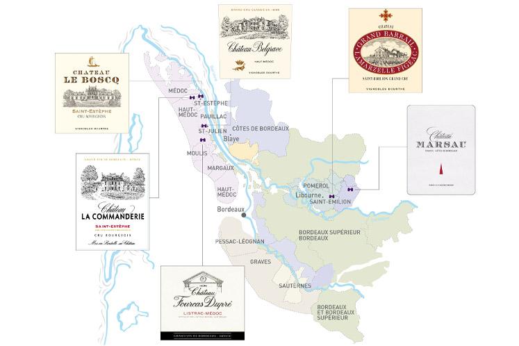 Wijnregio Bordeaux