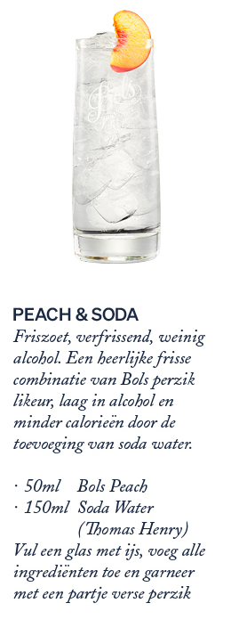 Peach & Soda