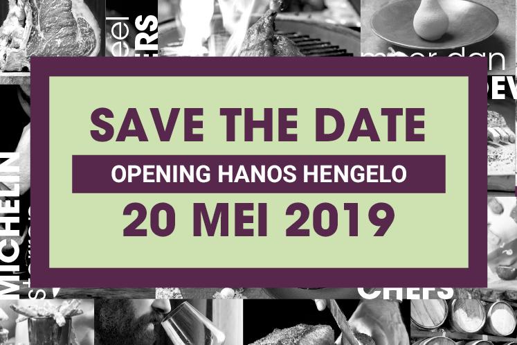 Opening HANOS Hengelo