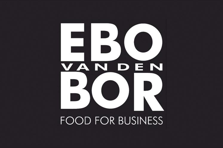 Logo Ebo van den Bor