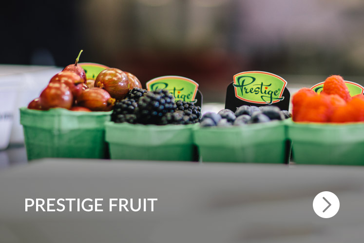 Prestige zacht fruit