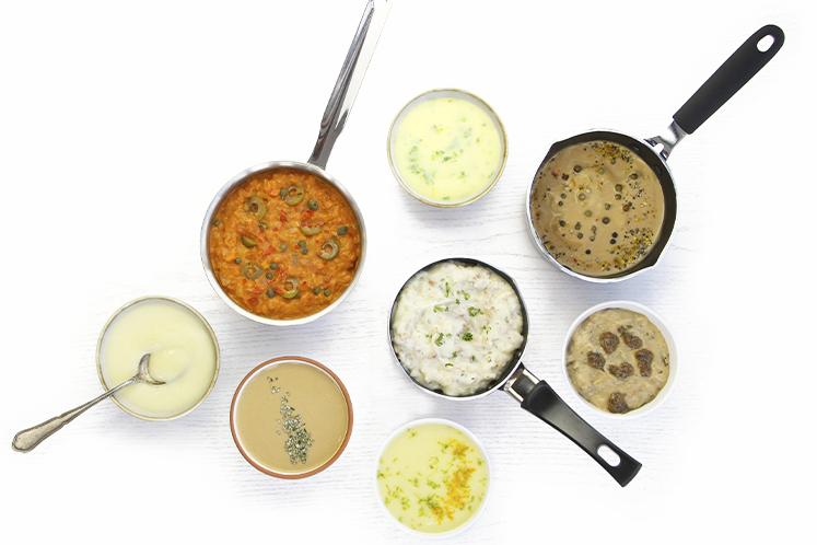 Soepen & sauzen   Culinaire convenience shop