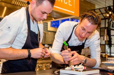 Maurits van der Vooren inspireert tijdens tweede FoodXevent
