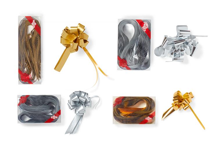 Verpakkingsmaterialen kerst