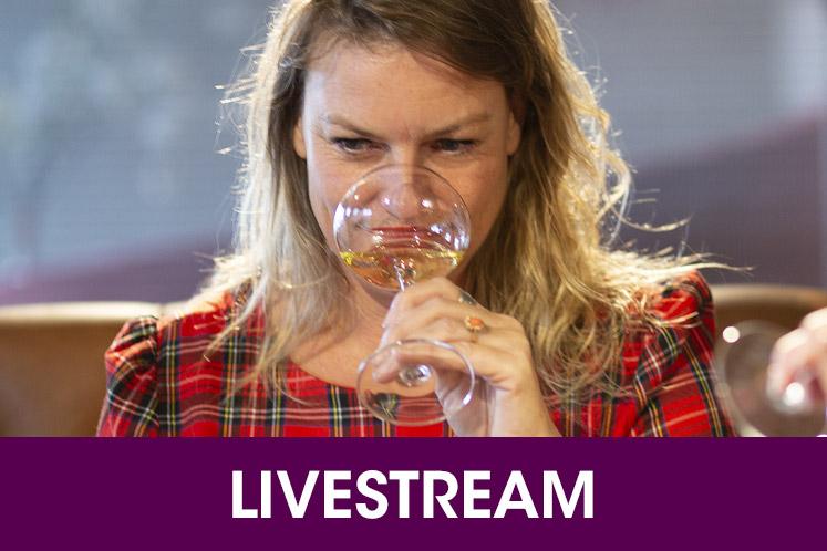 Livestream   Het perfecte glaswerk   Register vinoloog Barbara Verbeek
