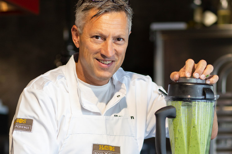 Maarten Bloemers | FoodXperience team