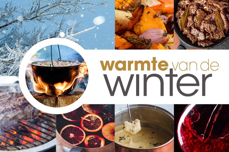 Inspiratie en recepten voor de winter