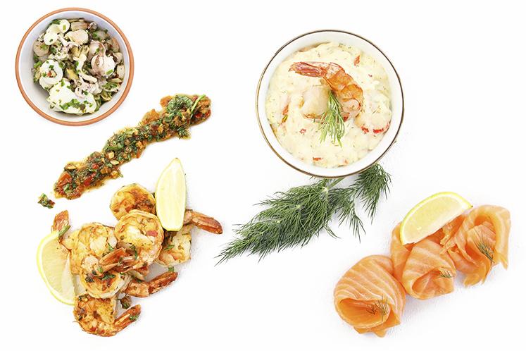 Vis   Culinaire convenience shop