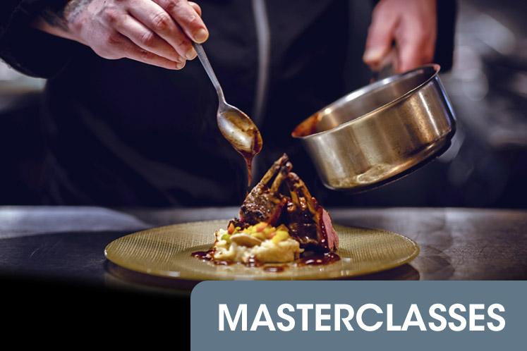 Masterclasses bij HANOS