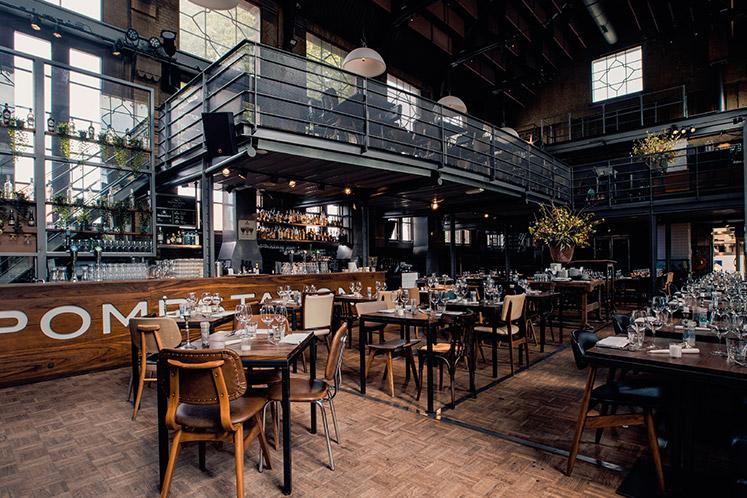 Bar-restaurant Pompstation