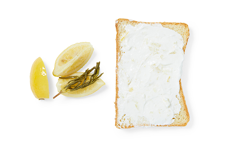 Gepekelde citroen | Spreads