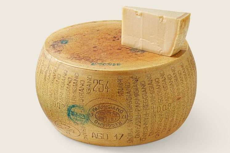 Parmigiano Reggiano | Italiaanse kaas