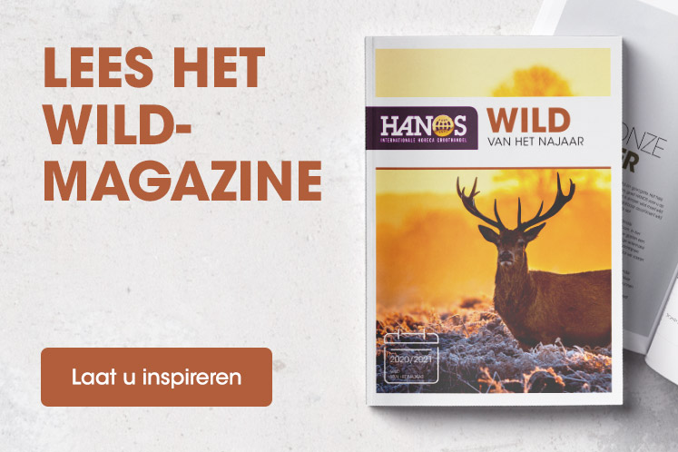 HANOS Wildmagazine 2020
