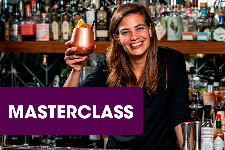 Masterclass cocktails met Tess | Powered by Barprofessional