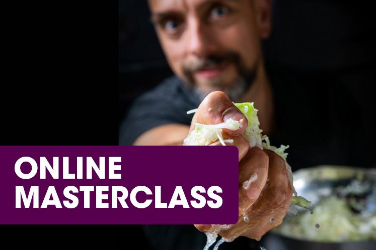 Online masterclass | Fermenteren | In samenwerking met Christian Weij
