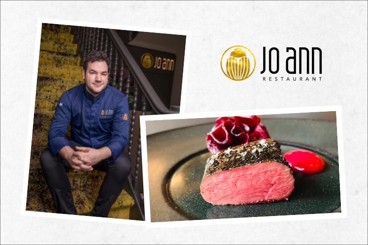 Wild op de kaart | Restaurant Joann