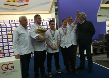 De Loohoeve wint HANOS Gouden Koksmuts 2018