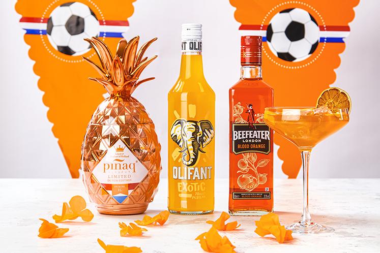 Oranje dranken
