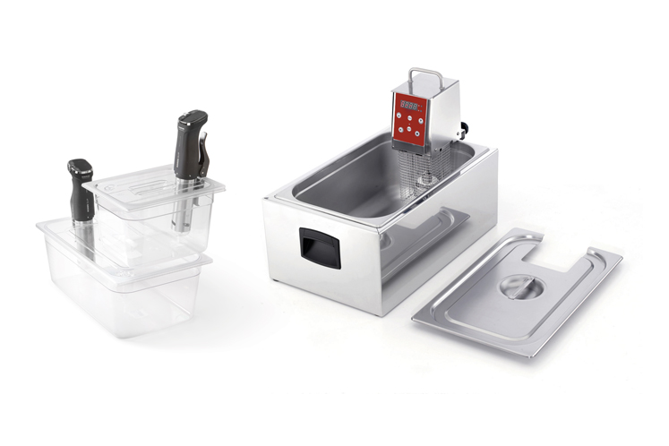 Losse devices voor waterbaden