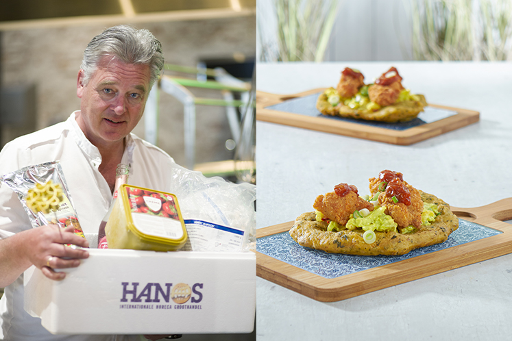 Garry de Boer | FoodXperience chefs