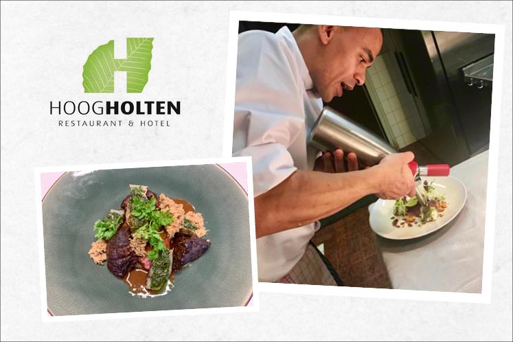 Wild op de kaart | Restaurant & Hotel Hoog Holten