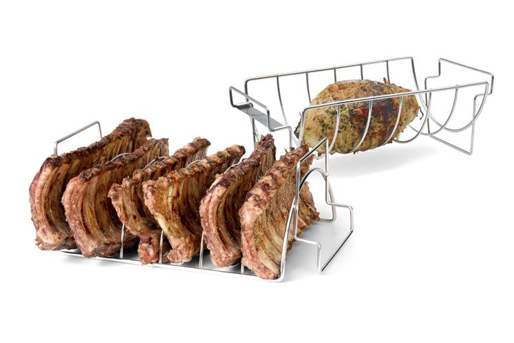 Meat- en rib rek