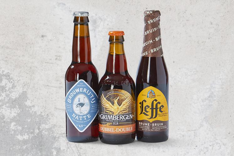 Speciaalbier soorten   Dubbel bier