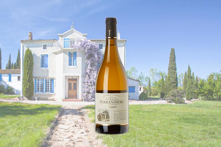 Wijnhuis Chateau Canet