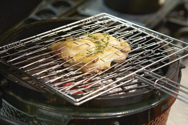 Wild & gevogelte op de barbecue