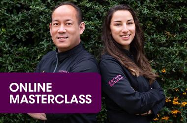 Online masterclass | De Indonesische keuken met Stephende Ruyter en Esther Dadema