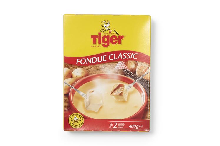 Kaasfondue Tiger 400 gram