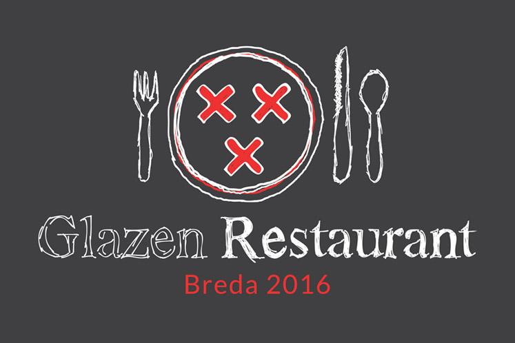Logo glazen huis 2016