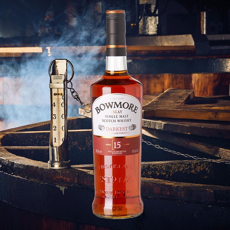 Bowmore 15 Years single malt