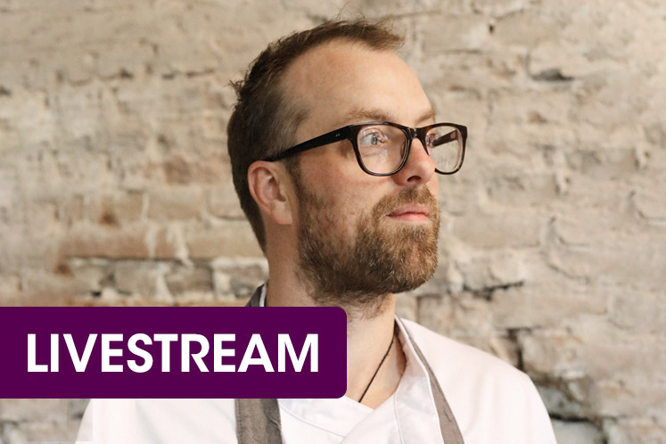 Livestream | De plantaardige keuken van Yerba | Powered by Terralanno