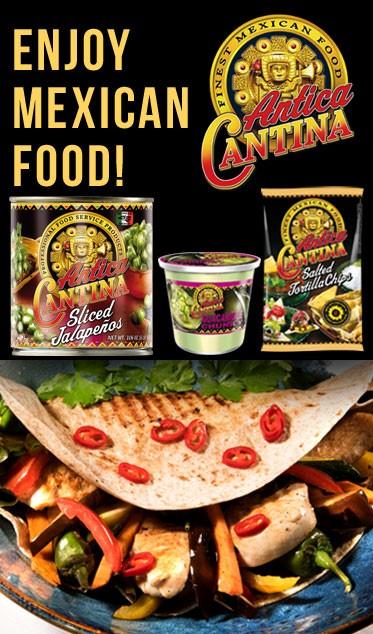 Leighton - Antica Cantina tortilla chips
