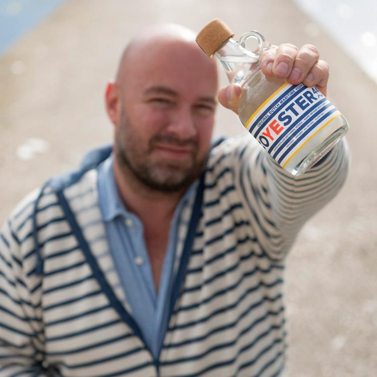 Oyester44 | nederlandse maritieme wodka