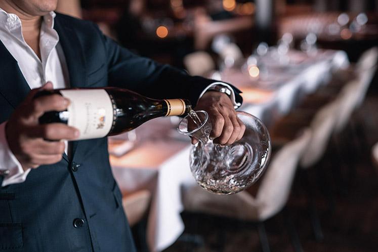 Visie op wijn door wijnleverancier Fourcroy