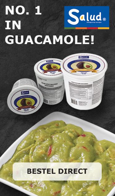 Salud guacamole