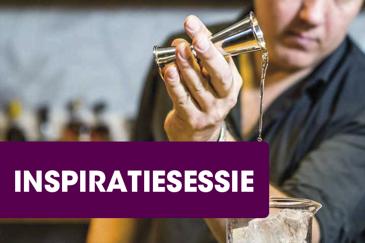 Inspiratiesessie Cocktails & drinks, creating experience | A brand new day