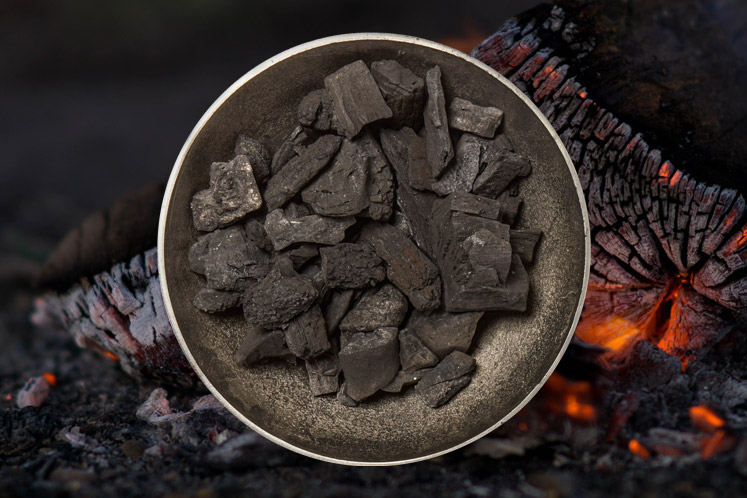 Quebracho  | Verschillende soorten houtskool