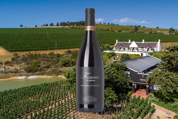 Zuid-afrikaanse wijn   Florence by Aaldering