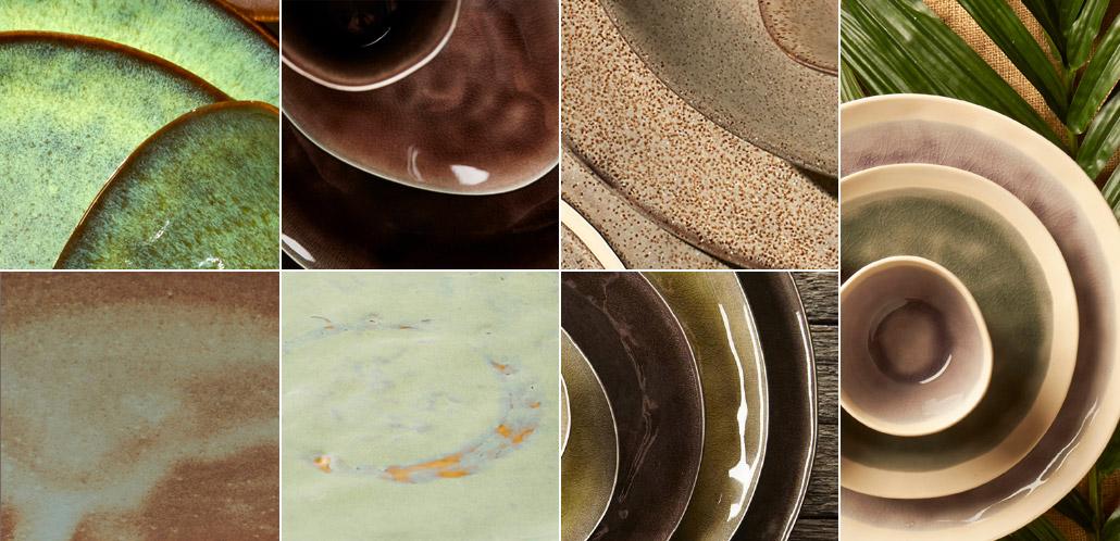 Tableware | Servies en porselein | Earth & Nature