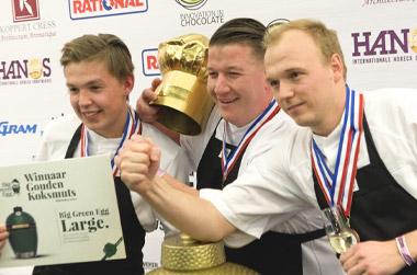 Restaurant Het Roode Koper* wint Gouden Koksmuts 2020