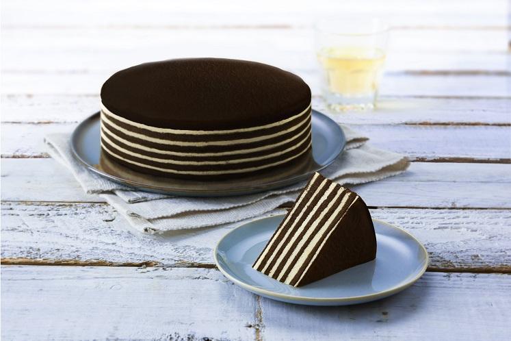 Spekkoek Chocolade