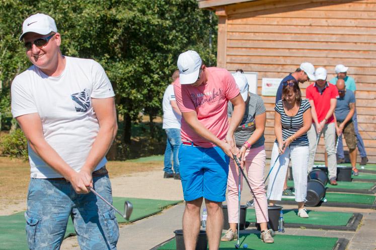 HANOS organiseert: Golf Event 2017 bij golfbaan Dorhout Mees