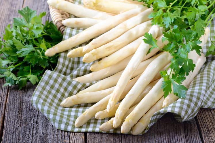 inspiratie en recepten asperges