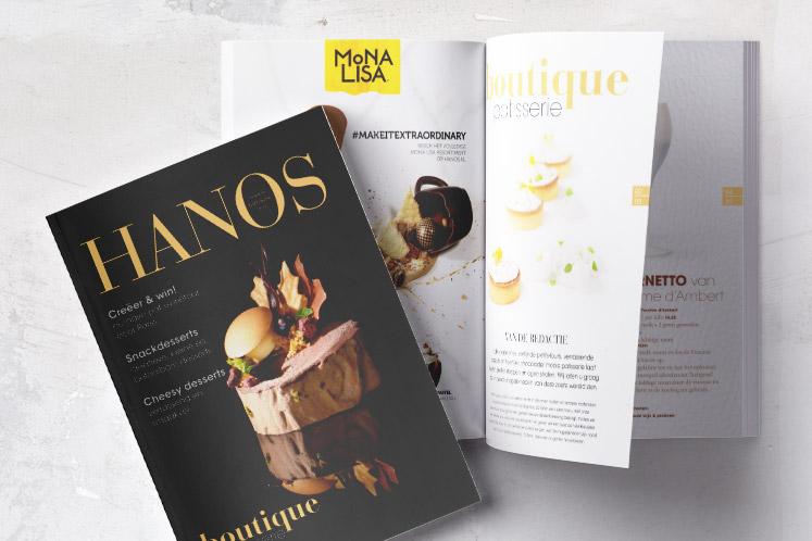 HANOS Patisserie Magazine
