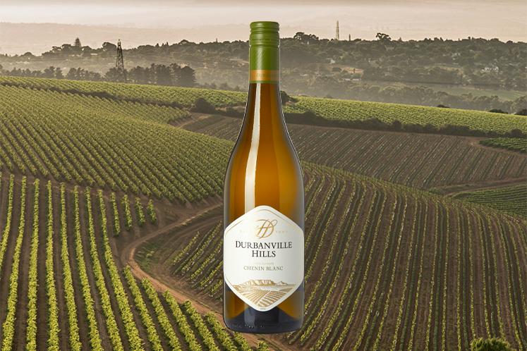 Zuid-afrikaanse wijn   Durbanville Hills Winery chenin blanc